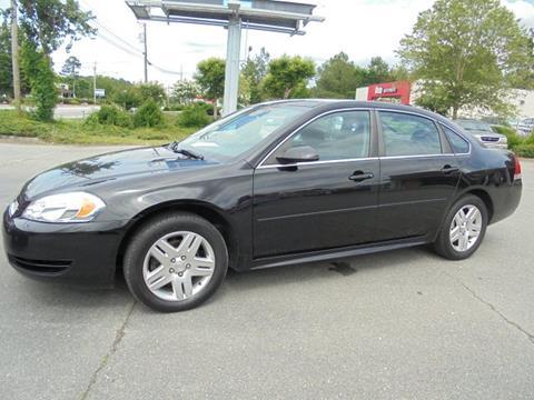 2012 Chevrolet Impala for sale in Smithfield, NC