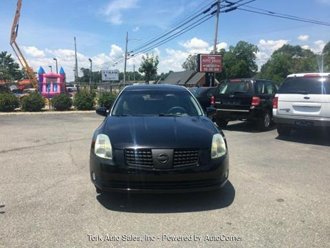 2005 Nissan Maxima for sale in Smithfield NC