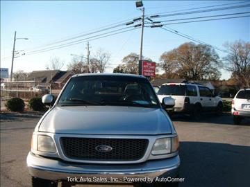 2002 Ford F-150 for sale in Smithfield, NC