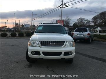 2004 Ford Explorer for sale in Smithfield, NC