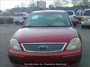 2007 Ford Five Hundred for sale in Smithfield, NC