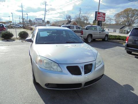 2006 Pontiac G6 for sale in Smithfield NC