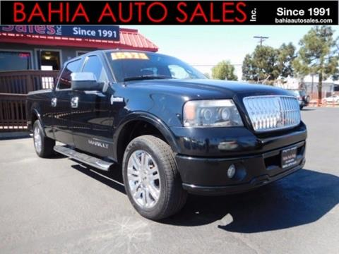 2007 Lincoln Mark LT for sale in Chula Vista, CA