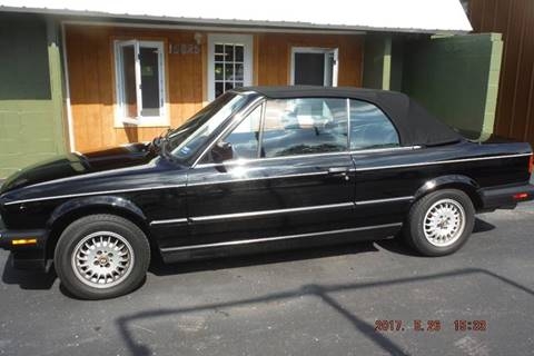 1989 BMW 3 Series For Sale  Carsforsalecom