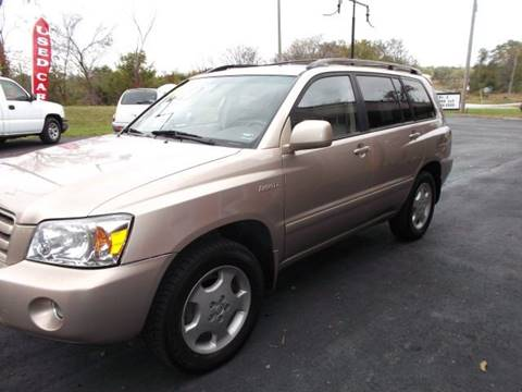 2004 Toyota Highlander for sale in Pleasant Hill, MO