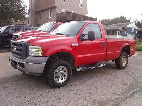 2005 Ford F-250 Super Duty for sale in Omaha, NE
