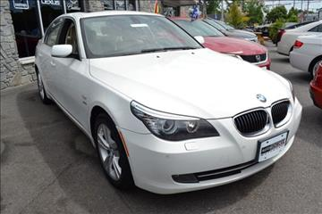 2010 BMW 5 Series for sale in White Marsh, MD