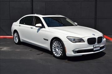 2009 BMW 7 Series for sale in White Marsh, MD