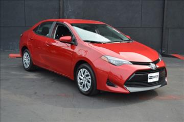 2017 Toyota Corolla for sale in White Marsh, MD