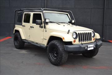 2012 Jeep Wrangler Unlimited for sale in White Marsh, MD