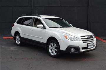 2014 Subaru Outback for sale in White Marsh, MD
