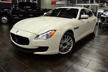 2014 Maserati Quattroporte for sale in White Marsh, MD