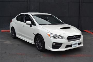 2016 Subaru WRX for sale in White Marsh, MD
