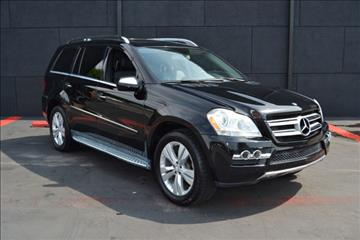 2010 Mercedes-Benz GL-Class for sale at Auto Showcase of White Marsh in White Marsh MD