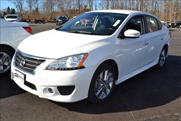 2015 Nissan Sentra for sale at Auto Showcase of White Marsh in White Marsh MD