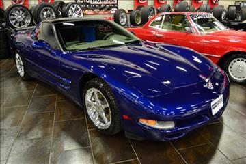 2004 Chevrolet Corvette for sale at Auto Showcase of White Marsh in White Marsh MD