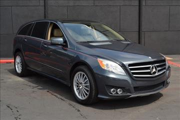 2011 Mercedes-Benz R-Class for sale at Auto Showcase of White Marsh in White Marsh MD