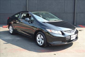 2013 Honda Civic for sale at Auto Showcase of White Marsh in White Marsh MD