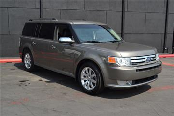 2012 Ford Flex for sale at Auto Showcase of White Marsh in White Marsh MD