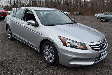 2012 Honda Accord for sale in White Marsh, MD