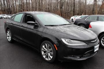 2015 Chrysler 200 for sale in White Marsh, MD