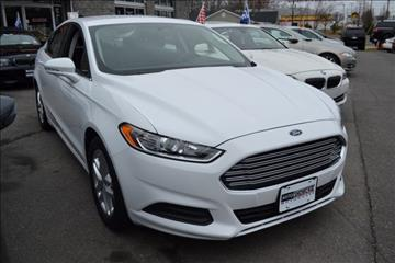 2014 Ford Fusion for sale in White Marsh, MD