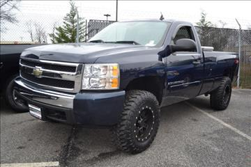2007 Chevrolet Silverado 1500 for sale in White Marsh, MD