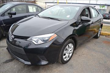 2014 Toyota Corolla for sale in White Marsh, MD