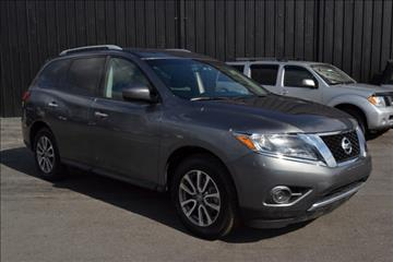 2016 Nissan Pathfinder for sale in White Marsh, MD