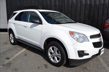 2015 Chevrolet Equinox for sale in White Marsh, MD