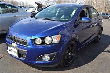 2014 Chevrolet Sonic for sale in White Marsh, MD
