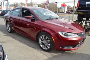 2015 Chrysler 200 for sale in White Marsh, MD