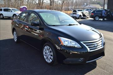 2014 Nissan Sentra for sale in White Marsh, MD