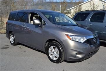 2015 Nissan Quest for sale in White Marsh, MD