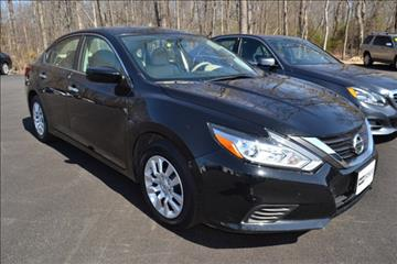 2016 Nissan Altima for sale in White Marsh, MD