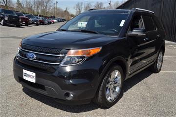 2013 Ford Explorer for sale in White Marsh, MD