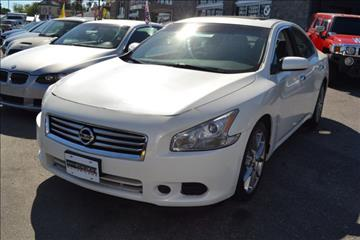 2013 Nissan Maxima for sale in White Marsh, MD