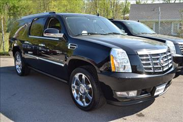 2011 Cadillac Escalade ESV for sale in White Marsh, MD