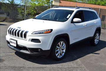 2014 Jeep Cherokee for sale in White Marsh, MD