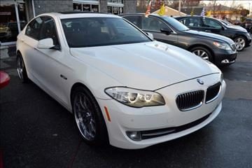 2013 BMW 5 Series for sale in White Marsh, MD
