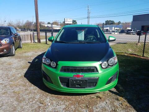 2014 Chevrolet Sonic for sale at Dick Smith Auto Sales in Augusta GA