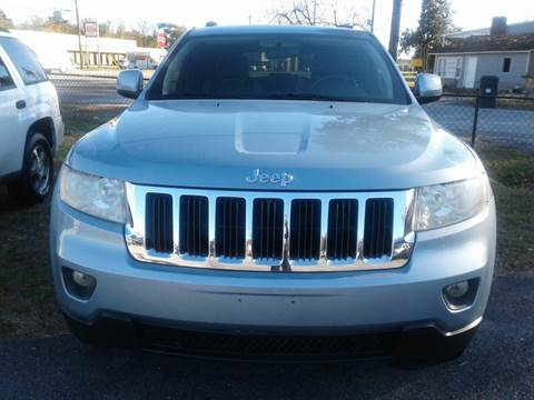 Used Cars Augusta Ga >> 2012 Jeep Grand Cherokee For Sale In Augusta Ga
