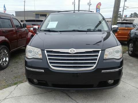 2008 Chrysler Town and Country for sale at Dick Smith Auto Sales in Augusta GA