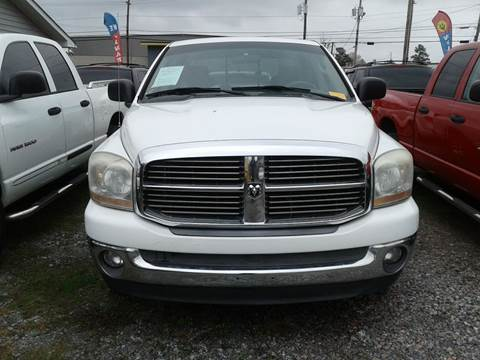 2006 Dodge Ram Pickup 1500 for sale at Dick Smith Auto Sales in Augusta GA