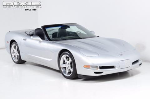2003 Chevrolet Corvette for sale in Nashville, TN