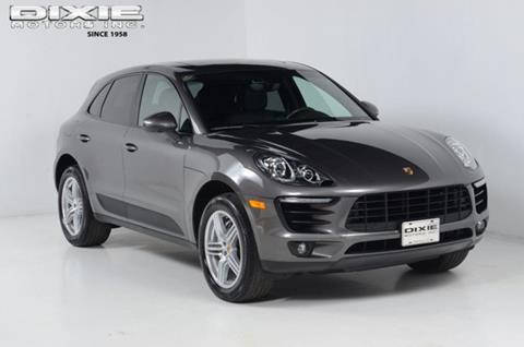 2016 Porsche Macan for sale in Nashville, TN