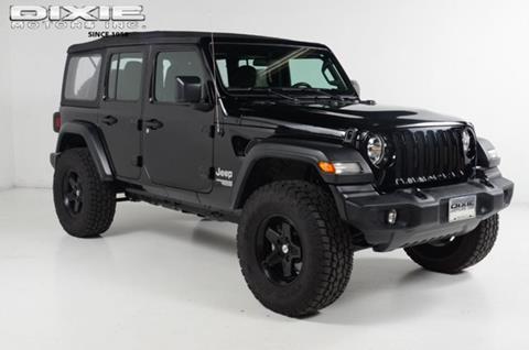 2018 Jeep Wrangler Unlimited for sale in Nashville, TN