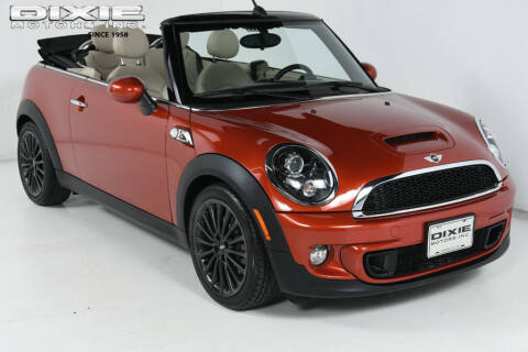 Used Mini Cooper Convertible For Sale >> 2012 Mini Cooper Convertible For Sale In Nashville Tn