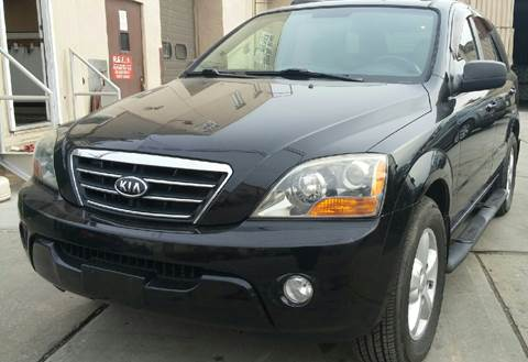 2007 Kia Sorento for sale at K City Discount Auto Inc in Westbury NY