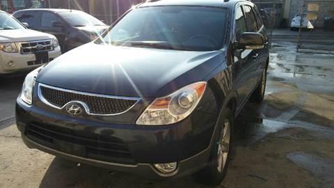 2008 Hyundai Veracruz for sale at K City Discount Auto Inc in Westbury NY